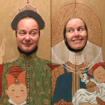 Icons_Ann_Powell_and_David_Powell_in_Puppetmongers_Tea_at_the_Palace_photo_by_Tom_Sandler_crop444f1f tight cross