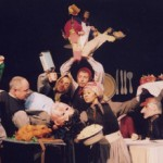 Shadowland Theatre - The Lost Supper - The Russians